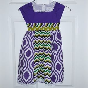 Adorabay NWOT dress and headwrap